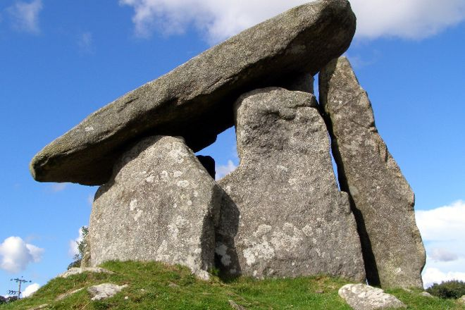 Trethevy Quoit, St Cleer, United Kingdom