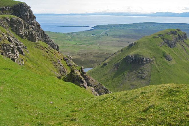 Trotternish Ridge, Isle of Skye, United Kingdom