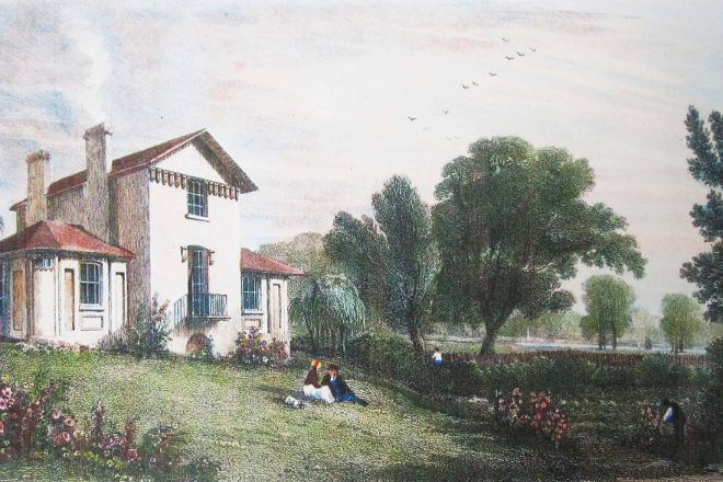 Turner's House, Twickenham, United Kingdom