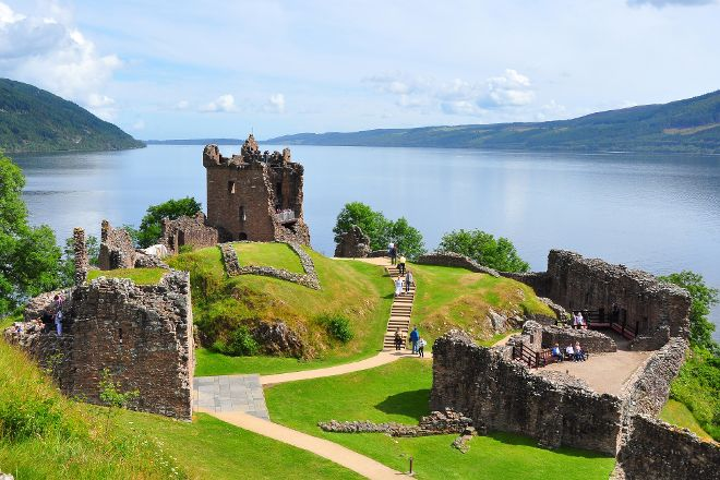 Urquhart Castle, Drumnadrochit, United Kingdom