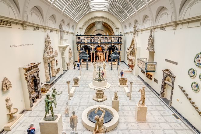 Victoria and Albert Museum, London, United Kingdom