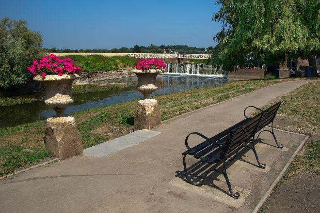 Victoria Pleasure Gardens, Tewkesbury, United Kingdom