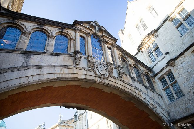 Walking Tours of Oxford, Oxford, United Kingdom