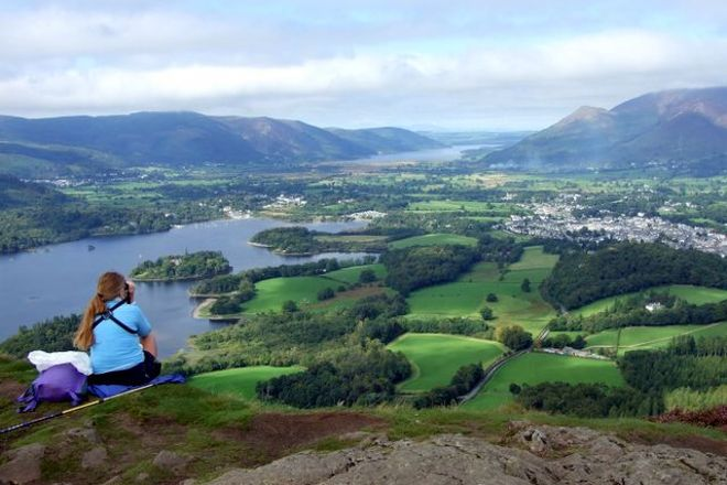 Walla Crag, Keswick, United Kingdom