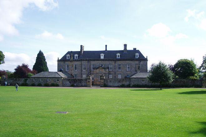 National Trust Wallington, Morpeth, United Kingdom