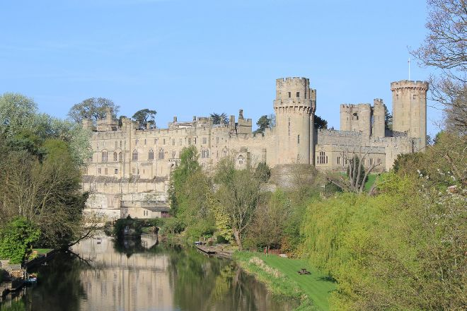 Warwick Castle, Warwick, United Kingdom