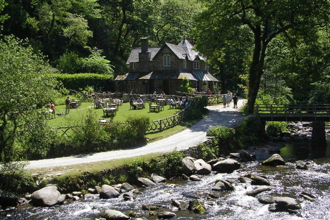 Watersmeet House, Lynmouth, United Kingdom