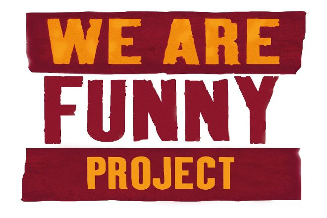 We Are Funny Project, London, United Kingdom