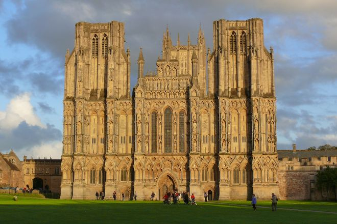 Wells Cathedral, Wells, United Kingdom