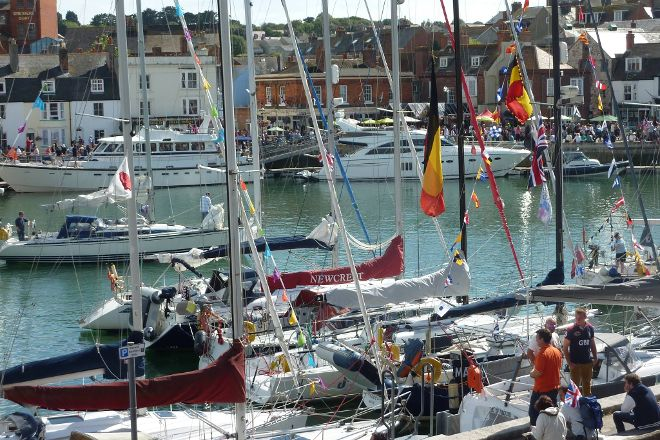 Weymouth Harbour, Weymouth, United Kingdom