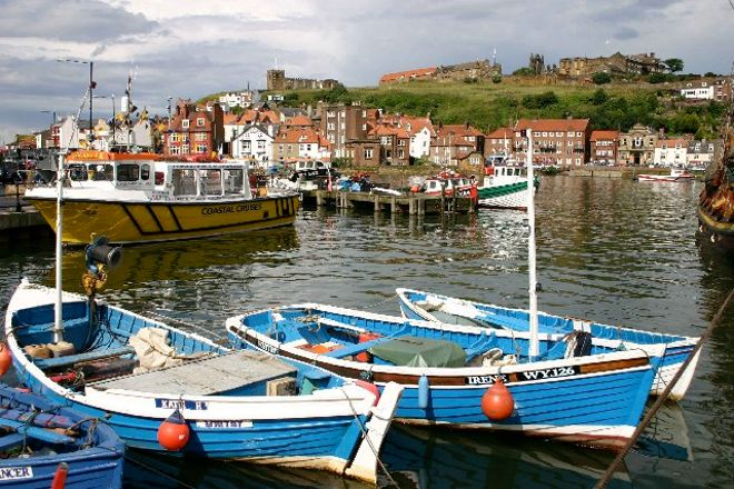 Whitby Harbour, Whitby, United Kingdom
