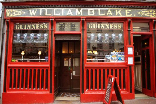 William Blake, Enniskillen, United Kingdom