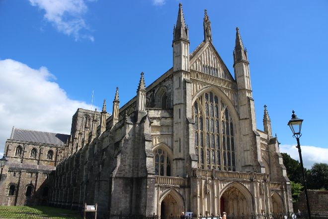 Winchester Cathedral, Winchester, United Kingdom