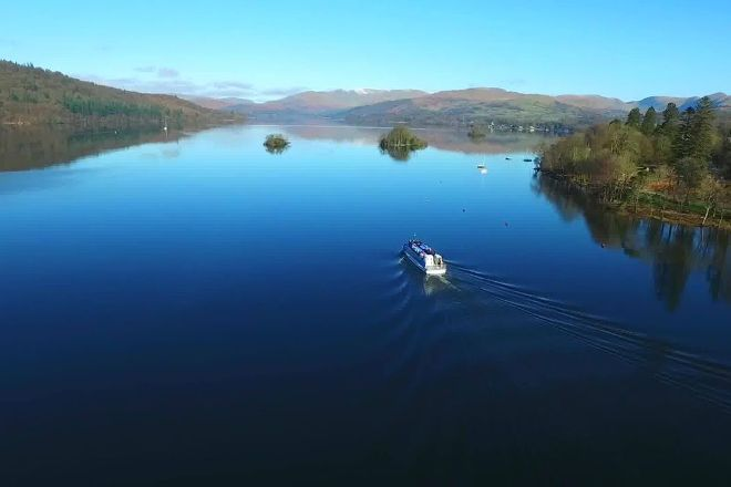Windermere Lake Cruises, Bowness-on-Windermere, United Kingdom