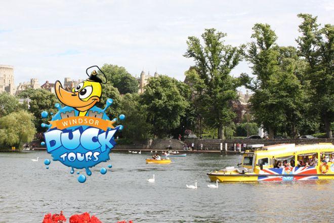 Windsor Duck Tours, Windsor, United Kingdom
