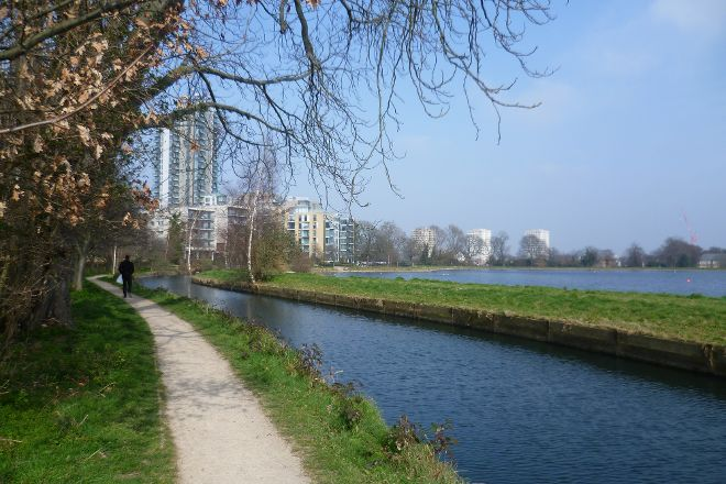Woodberry Wetlands, London, United Kingdom