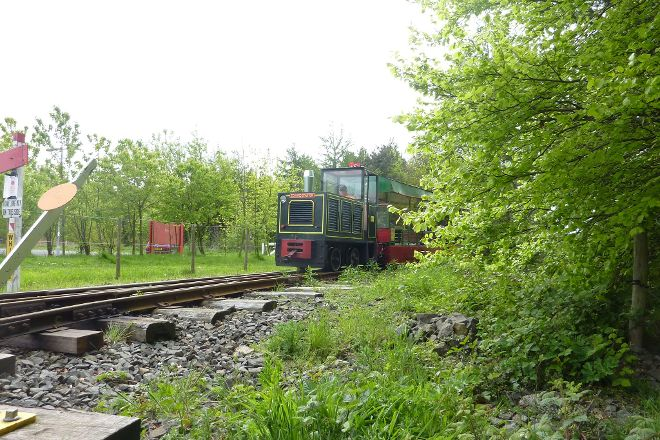 Woodhorn Narrow Gauge Railway, Ashington, United Kingdom