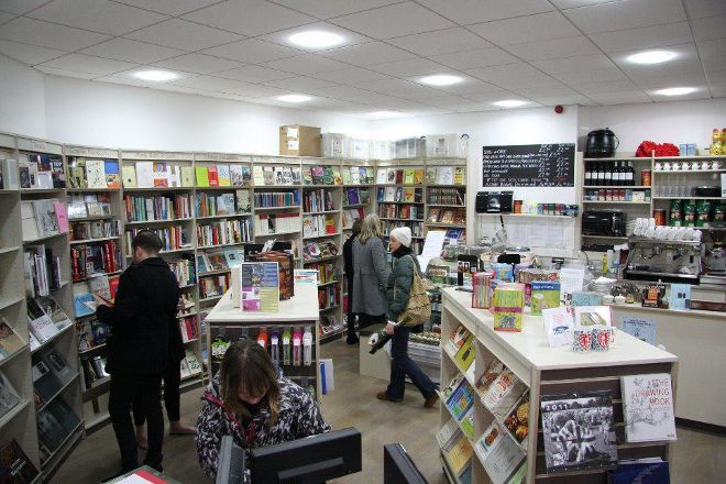 Woolfson & Tay Independent Bookshop & Cafe, London, United Kingdom
