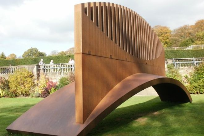Yorkshire Sculpture Park, Wakefield, United Kingdom
