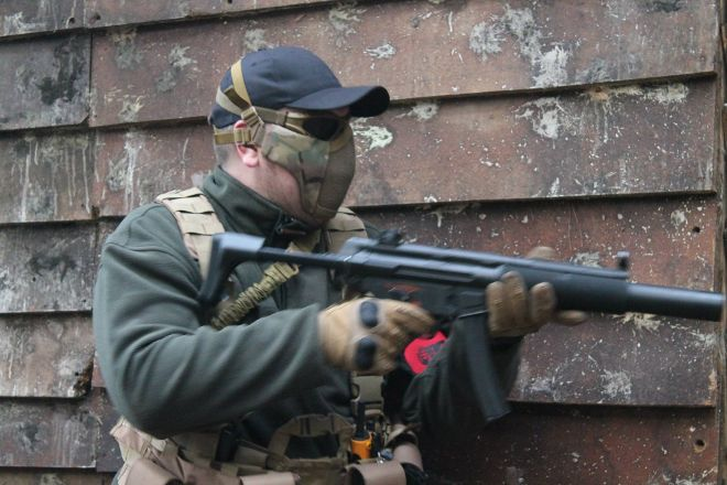 Yorkshire Tactical Airsoft, Barnsley, United Kingdom