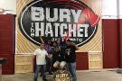 Bury The Hatchet Cherry Hill - Axe Throwing