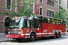 Chicago Fire Departament - Bomberos de Chicago