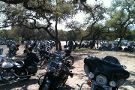 Frio Canyon Motorcycle Stop