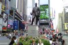 George M. Cohan Statue