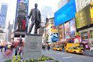 George M. Cohan Statue