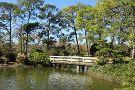 Hermann Park's Japanese Garden