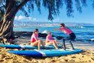 North Shore Surf Girls - Surf School