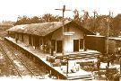 The 1885 Russell Street Train Depot