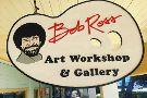 The Bob Ross Art Workshop