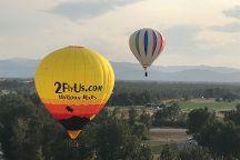 2 Fly Us Hot Air Balloon Rides - Private Flights
