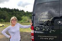A Vineyard Wine Tour