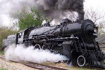 Abilene and Smoky Valley Railroad, Abilene, United States