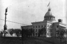 Alabama State Capitol, Montgomery, United States