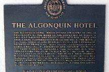 Algonquin Hotel, New York City, United States