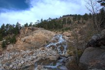Alluvial Fan, Rocky Mountain National Park, United States