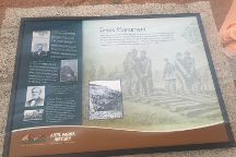 Ames Monument, Buford, United States