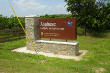 Anahuac National Wildlife Refuge, Anahuac, United States