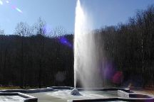 Andrews Geyser, Old Fort, United States