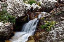 Apikuni Falls, Glacier National Park, United States