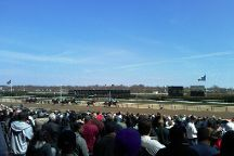 Aqueduct Race Track, New York City, United States