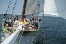 Argia Mystic Cruises, Mystic, United States