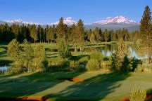 Aspen Lakes Golf Course, Sisters, United States