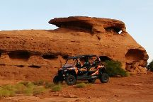 ATV and Jeep Adventure Tours, Washington, United States