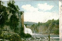 Ausable Chasm, Keeseville, United States