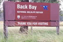 Back Bay National Wildlife Refuge, Virginia Beach, United States