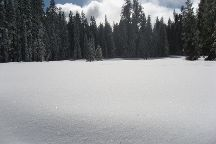 Badger Pass Ski Area, Yosemite National Park, United States